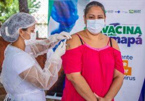 Com chegada da Jassen, Macapá amplia vacinação neste sábado