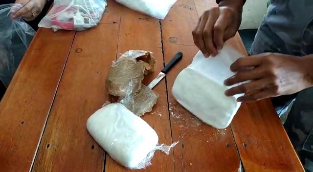 Iapen: descarga de banheiro tinha mais de 1 kg de cocaína
