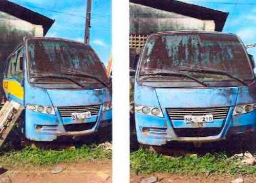 """""""Mau exemplo"""", define juiz sobre veículos abandonados em Oiapoque"""