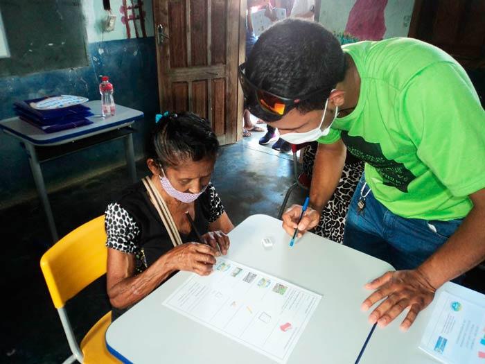 """Em Tartarugalzinho, agricultores voltam à escola: """"nunca perdi a esperança"""""""