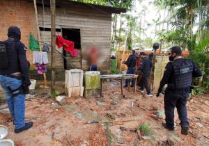 No Amapá, 7 são presos por crimes sexuais contra crianças