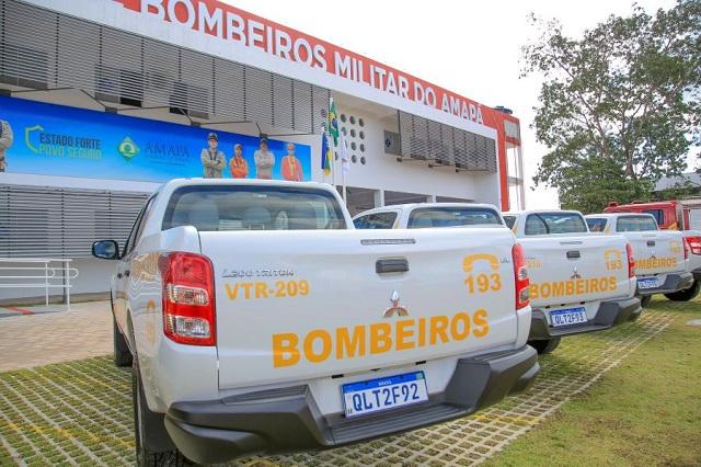Zona oeste ganha quartel de Bombeiros