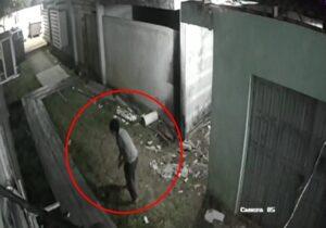 Polícia procura ladrão de órgãos públicos