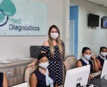 Med Diagnósticos volta a atender Geap e abre o próprio laboratório de análise clínicas