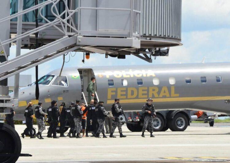 Líder de facção do Amapá é transferido para presídio federal