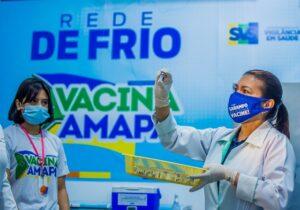Covid-19: Estado anuncia vacinação para a partir de 18 anos