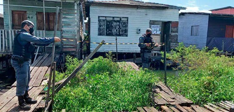 Morto em confronto tinha munição para fuzil mais potente que o da PM do Amapá