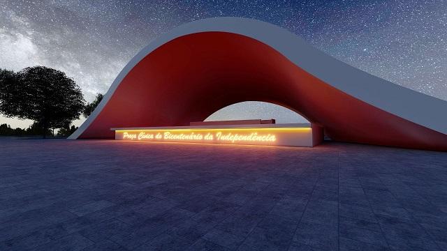 Projeto mostra como será nova Praça Cívica de Santana