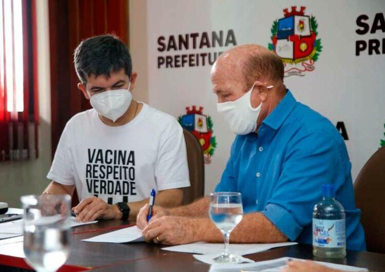 Santana divulga lista de aprovados com auxílio de R$ 800