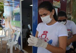Macapá vacina pessoas de 35 anos nesta quinta