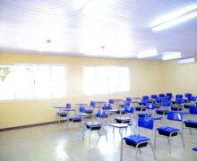 Estado chega a 83% de escolas prontas para volta às aulas
