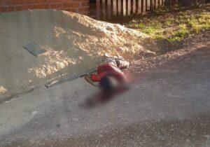 Rival de grupo criminoso é morto na madrugada