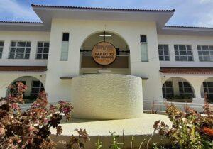 Governo antecipa para sexta entrega da nova Escola Barão do Rio Branco