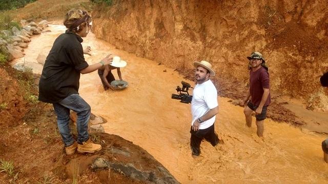 Filme sobre garimpo do Amapá concorre em festival