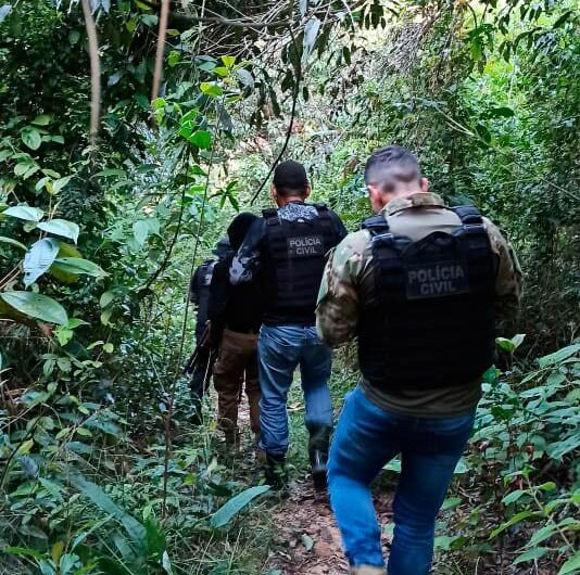 Policiais do Jari prendem maníaco acusado de 4 estupros