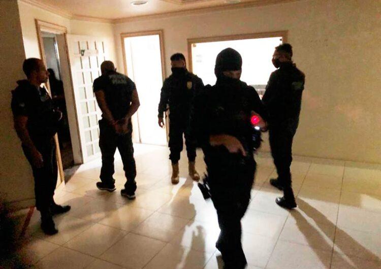 Policial penal do Amapá é preso por envolvimento com facções
