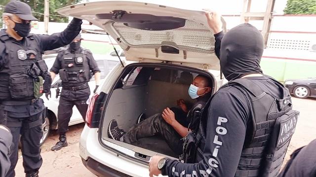 Já detido por envolvimento com facção, policial penal tem nova prisão decretada