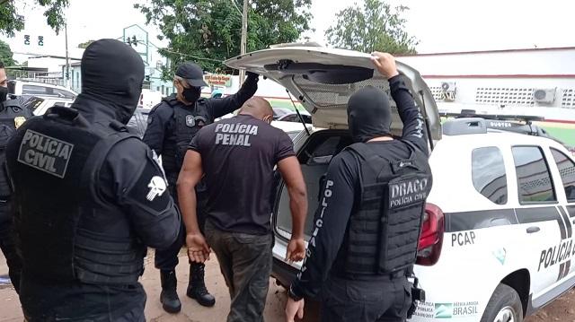 Policial penal envolvido com facção levava vida de luxo, diz polícia