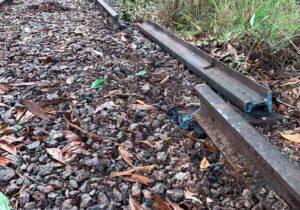Empresário é preso por comprar trilhos da Estrada de Ferro do Amapá