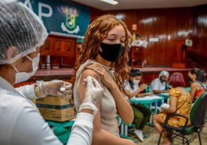 Amapá continuará vacinação em adolescentes