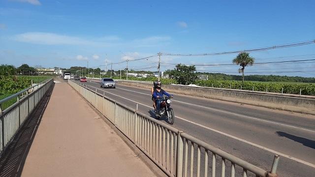 Ponte sobre a Lagoa dos Índios terá trânsito alterado para obras