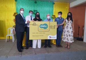 Alimento na mesa: beneficiários começam a receber auxílio de R$ 800 em Santana