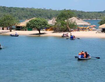 Conhecendo a praia mais bonita do Brasil