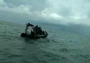Naufrágio: Catraia estava superlotada e com 700kg de carga, diz polícia