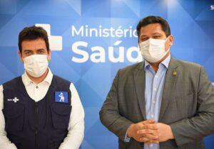 Davi anuncia R$ 70 milhões para a saúde no Amapá