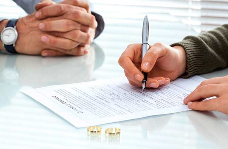 O divórcio e o direito das mulheres