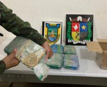 Casal falou que tabletes de crack eram produtos de limpeza