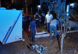Mototaxista é morto por passageiro no Horto Municipal