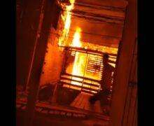 Guerra de facções: 3 casas e 1 lanchonete são incendiadas após morte de menina