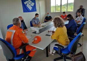 Estado monta base de apoio às famílias de brasileiros naufragados
