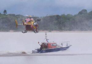 Encontrado primeiro corpo de vítima de naufrágio em travessia para Guiana