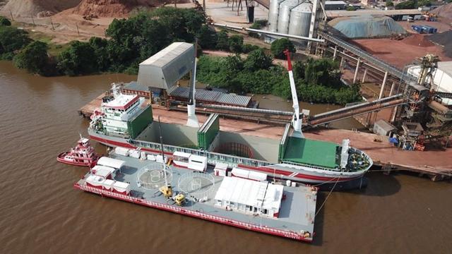 770 km de cabos submarinos levarão internet ao interior do Amapá