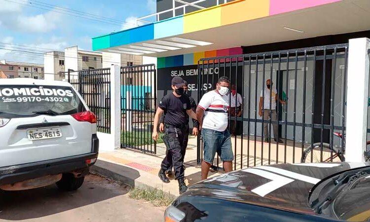 Homem foi morto no lugar dos filhos, afirma polícia