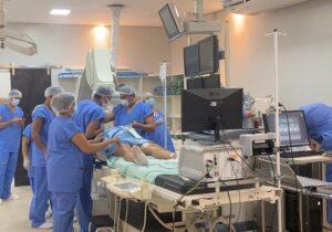 Unimed faz cirurgia cardíaca inédita no Amapá