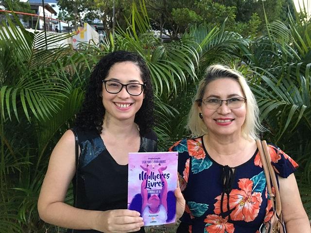 Mãe e filha reúnem em livro antologia de mulheres ativistas amapaenses