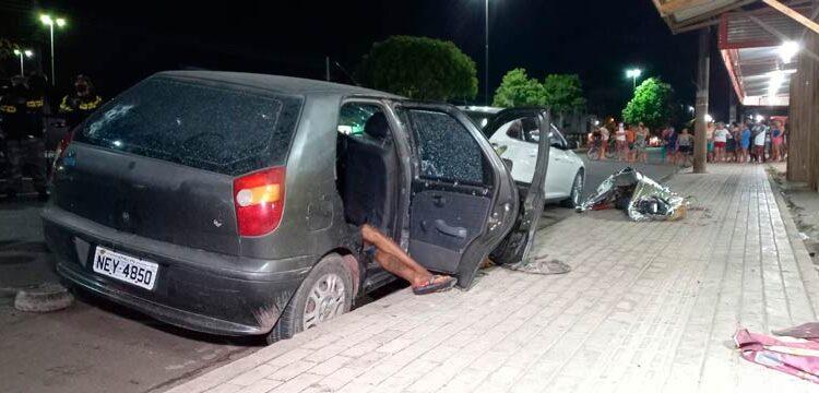 Carro usado em execuções é encontrado e confronto termina com 3 mortos