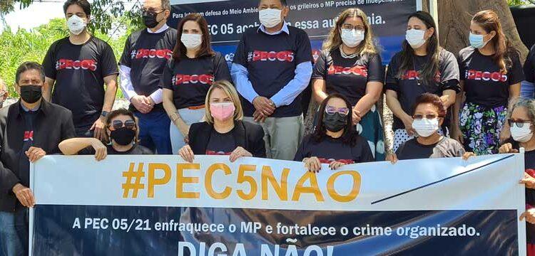 PEC tenta politizar o MP, dizem procuradores e promotores do Amapá