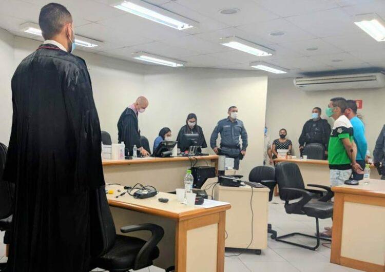 Integrantes de facção local são condenados por homicídio ordenado no Iapen