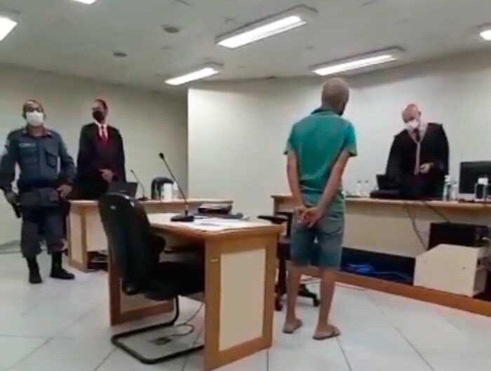 Idoso que matou ex por ciúmes é condenado a 21 anos de prisão