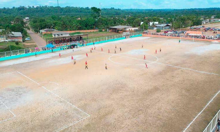 Intermunicipal: Pedra vence 1ª partida contra arquirrival Serra do Navio