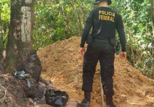 5 são presos em garimpo de ouro que já havia sido fechado pela PF